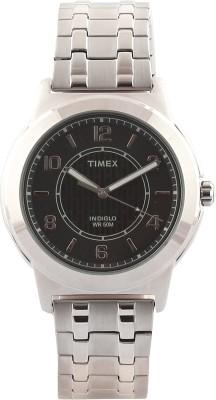 Timex TW2P61800 Analog Black Dial Men's Watch