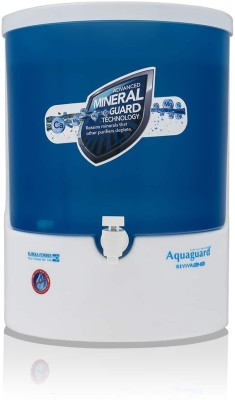 Aquaguard Reviva 8L RO+UV Water Purifier (Blue & White)