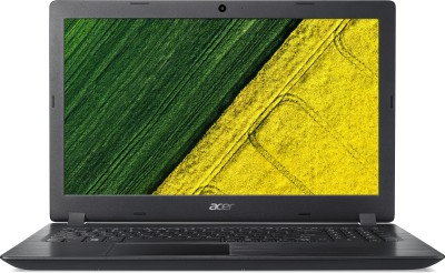Image of Acer Aspire 3 Celeron Dual Core Laptop which is one of the best laptops under 20000