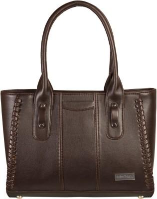 Louise Belgium Women Brown Hand-held Bag at flipkart