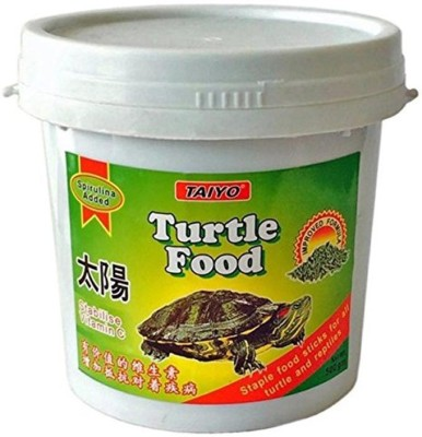 Taiyo Turtle 500g Fish 499.0 g Dry Tortoise Food  available at flipkart for Rs.350