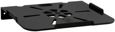 SSS - Set top Box/Wifi/Telephone Stand (Material :- PVC) Polyester Wall Shelf(Number of Shelves - 1, Black)  available at flipkart for Rs.145