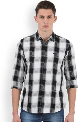 Wrangler Men's Checkered Casual Shirt