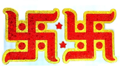 Sita Large Sathiya Sticker(Pack of 2)  available at flipkart for Rs.91