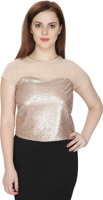 Venisa Party 3/4th Sleeve Embellished Women