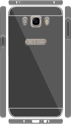 Casotec Back Cover for Samsung Galaxy J7 - 6 (New 2016 Edition)(Black, Metal, Plastic) Flipkart