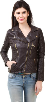 Kimbley Full Sleeve Solid Women Jacket