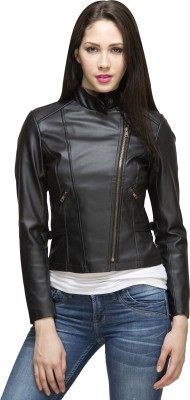 Rocker Fashions Full Sleeve Solid Women's Jacket