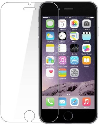 TIGERIFY Tempered Glass Guard for Apple iPhone 6 Plus / 6+ (BLACK) FULL GLUE