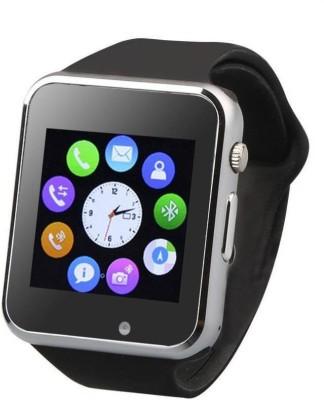 Oxza W8 phone Smartwatch Black Strap Regular