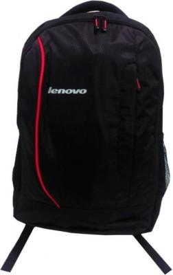 Lenovo 15.6 inch Laptop Backpack(Black)  available at flipkart for Rs.370