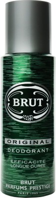 Brut Original Deodorant Spray for Men 200 ml