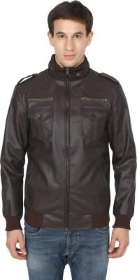 Fashion Mantra Full Sleeve Solid Men Jacket