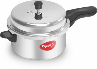 Pigeon Calida Deluxe 7.5 L Pressure Cooker with Induction Bottom(Aluminium)