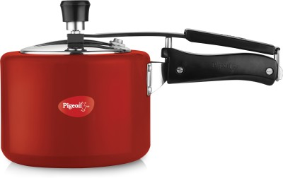 Pigeon Chroma 5 L Pressure Cooker with Induction Bottom(Aluminium)