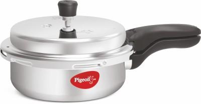 Pigeon Pressure Pan deluxe regular 3.5 L Pressure Cooker(Aluminium)