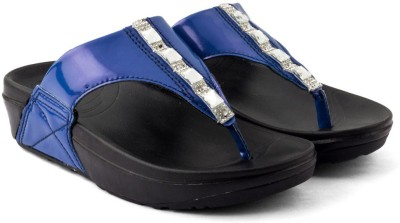 ADDA Women Blue Sandals  available at flipkart for Rs.498