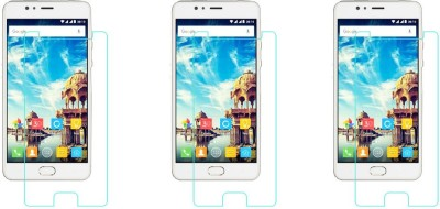 ACM Tempered Glass Guard for Zopo Flash X(Pack of 3)