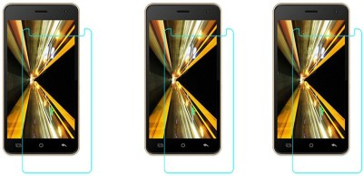 ACM Tempered Glass Guard for Karbonn K9 Smart Yuva(Pack of 3)