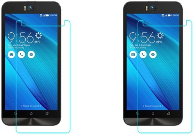 ACM Tempered Glass Guard for Asus Zenfone 4 A400cg (Pack Of 2)(Pack of 2)