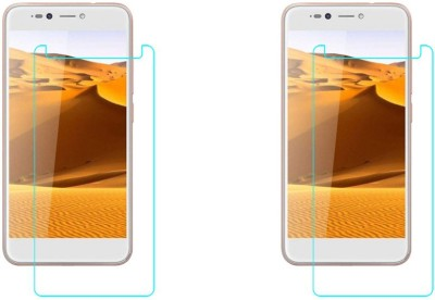 ACM Tempered Glass Guard for Micromax Selfie 2 Note(Pack of 2)