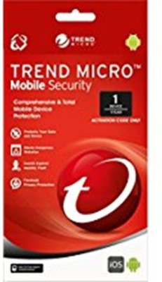 Trend Micro Trend Micro Mobile Security-01U / 01Y/Flapper Pack  available at flipkart for Rs.120