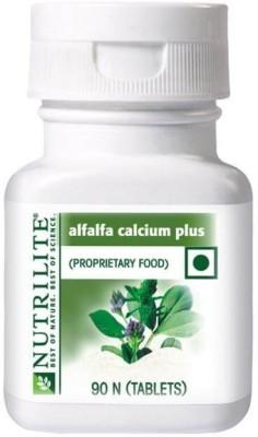 Amway Nutrilite Alfalfa Calcium Plus (90 Capsules)