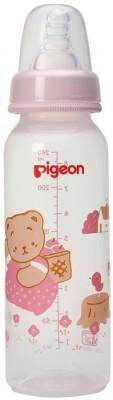 Pigeon Premium Bottle - 240 ml Pink Pigeon Baby Feeding Bottles