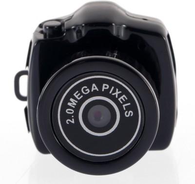 View spywork camcoder Mini camcoder012 Camcorder(Black) Price Online(spywork)
