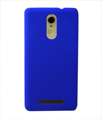 Coverage Back Cover for Mi Redmi Note 3 Blue