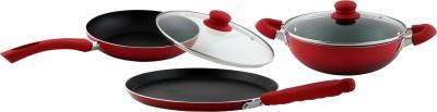 NIRLON Cookware Gift Set Induction Bottom Cookware Set(Aluminium, PTFE (Non-stick), 1 - Piece)