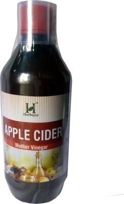 herbsjoy Apple Cider Vinegar 500 ML Apple Cider Vinegar(500 ml)  available at flipkart for Rs.179