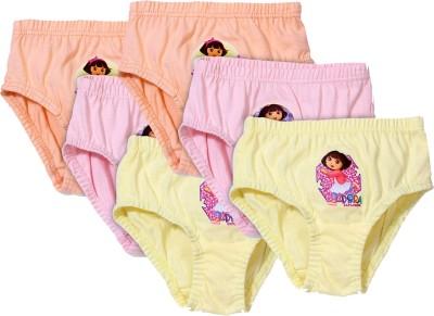 Careplus Panty For Girls(Multicolor, Pack of 6) at flipkart
