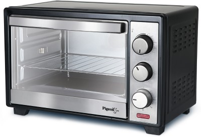 Pigeon 20-Litre 12383 Oven Toaster Grill (OTG)(Black)