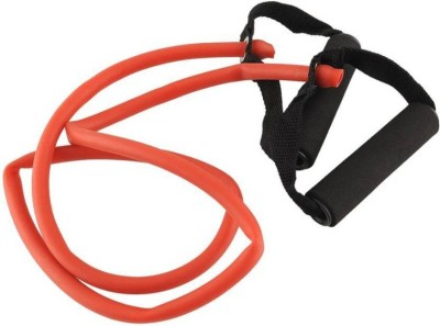 Sports Solutions Stay Fit With Toning Resistance Tube(Red) at flipkart