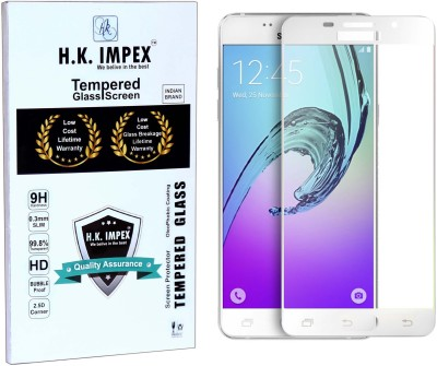 H.K.Impex Tempered Glass Guard for SAMSUNG Galaxy A5, SAMSUNG Galaxy A5(Pack of 1)