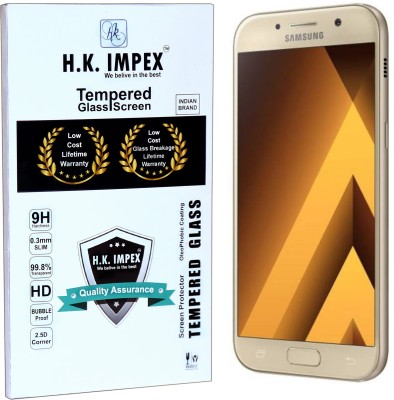 H.K.Impex Tempered Glass Guard for Samsung Galaxy J5 2016.(J5-6),samsung galaxy j5 2016 tempered glass in mobile screen guard(full body cover glass)(Pack of 1)