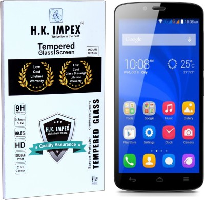 H.K.Impex Tempered Glass Guard for Honor Holly (5 inch