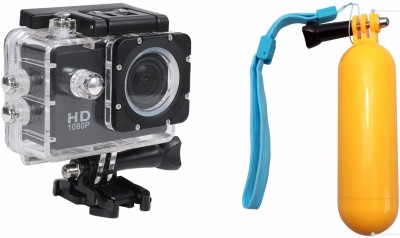 View Flipfit ULTRASHOTx Waterproof Digital 89 Sports and Action Camera(Black 10.4 MP) Price Online(Flipfit)