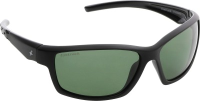 Fastrack Sports Sunglasses(Green)