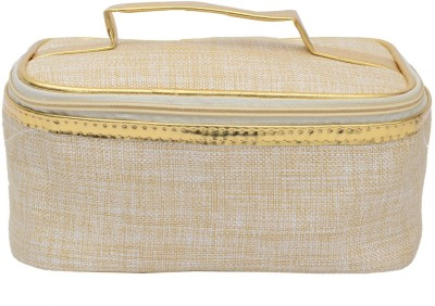 Bagaholics Cosmetic Pouch Beige
