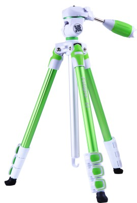 FOTOPRO S3 Tripod(Green, Supports Up to 31 g) 1