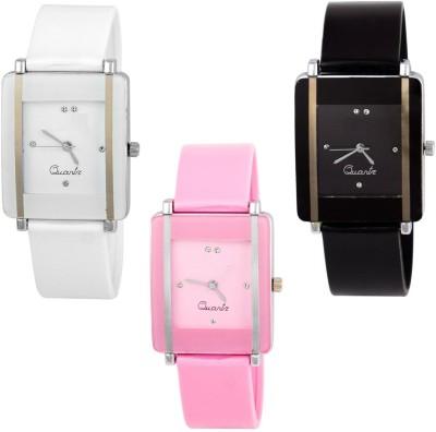 True Colors New Design Super Hot Woman Fancy Watch Hybrid Watch  - For Women
