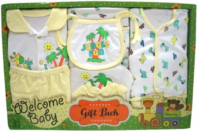 Muren 10 Pieces Gift Pack for Infant Combo Set(Set of 10)