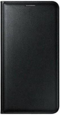 Sarju Flip Cover for Lenovo K8 Plus Black
