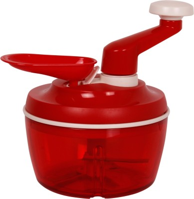 Tupperware Quick Chef 1.5 liter Red Chopper(Red)  available at flipkart for Rs.2800