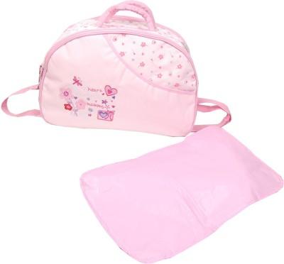 Gurukripa Dresses Diaper Bag Tote Diaper bag Pink