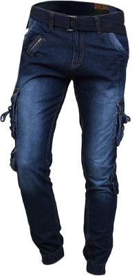 ZACHARIAS Slim Men's Blue Jeans