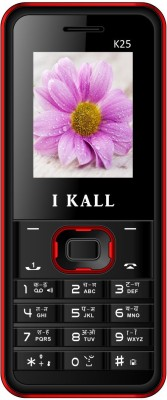 I Kall K25 with Leather Back(Red) 1