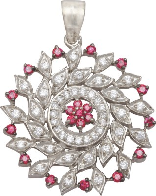 Jewels India Ganesham Pendant Sterling Silver